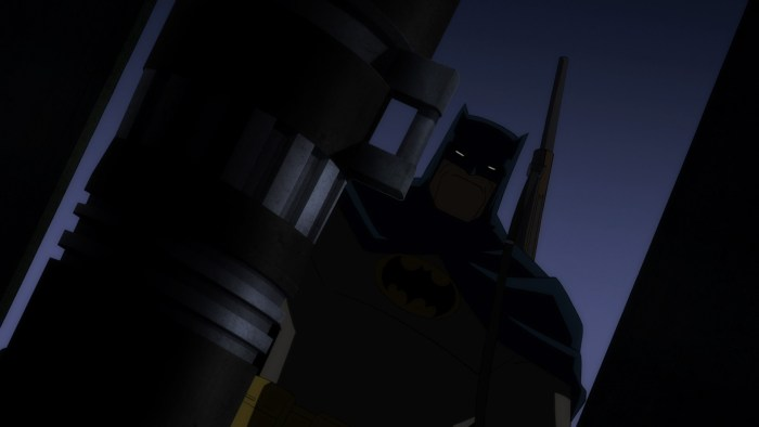 Batman-The Dark Knight Returns-silhouette