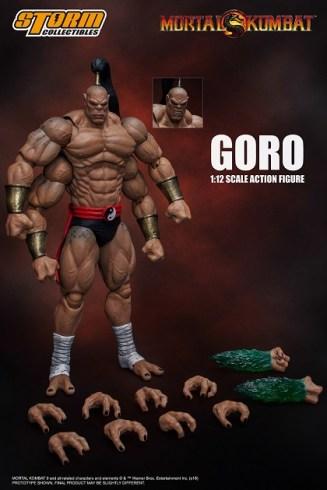 Storm Collectbles Goro
