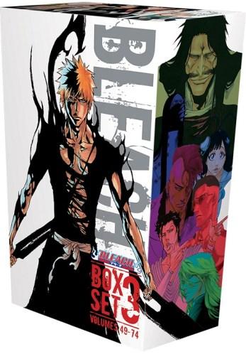 Bleach Boxset 03-Vols 49-74
