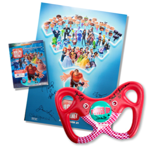 Disney And Ebay Launch A Wreck It Ralph 2 Auction To Support Make A Wish Foundation Good Nerd Bad Nerd