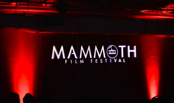 2nd Annual Mammoth Film Festival