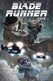 Blade Runner #1 Cover C - Andres Guilando - Not Final Cover