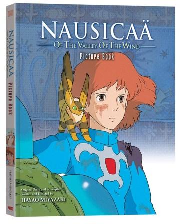 NausicaaOfTheValleyOfTheWind-PictureBook-3D