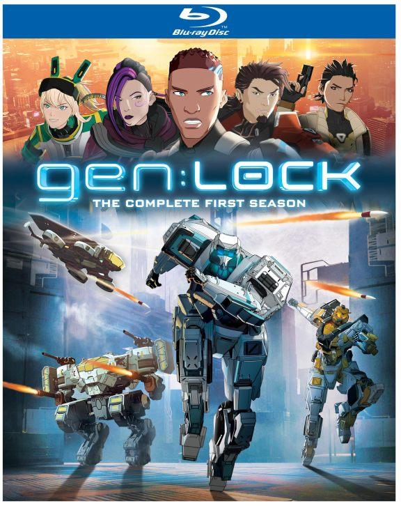 genLOCK-S1 BD Flat