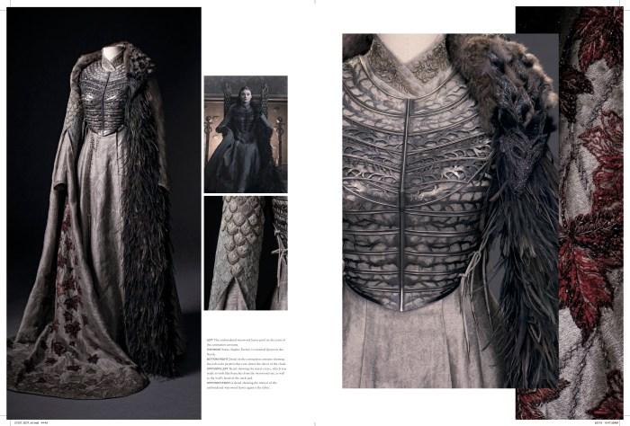 Sansa Stark costumes