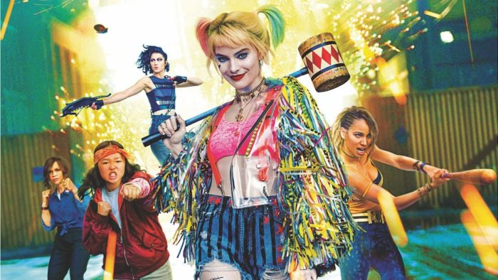 Movie Review Harley Quinn Birds Of Prey Good Nerd Bad Nerd
