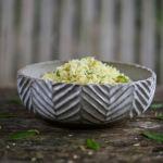 saffron celery rice