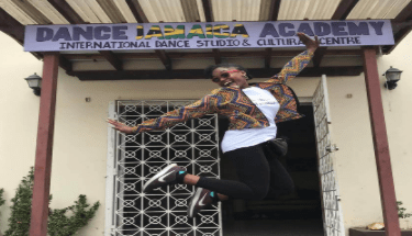 Dance Jamaica Jump