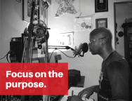 Focus on the purpose