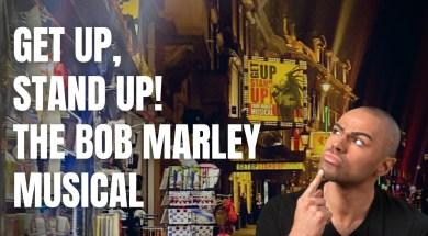 Bob Marley Musical Youtube Thumbnail