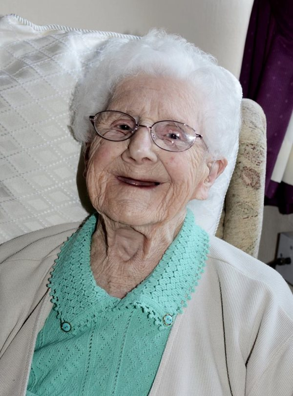 Kind Strangers Send Cards For 104th Birthday