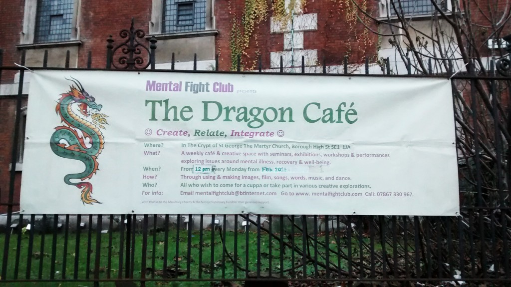 The Dragon Cafe: The First Mental Health Cafe in the UK