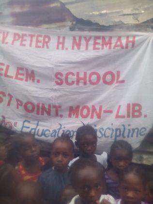 Children are suffering due to Ebola crisi