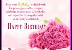 Best Prosperous Happy Birthday wishes
