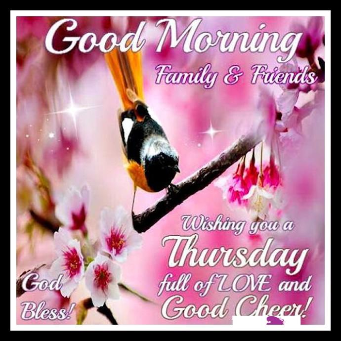 Best Thursday Good Morning Wallpaper