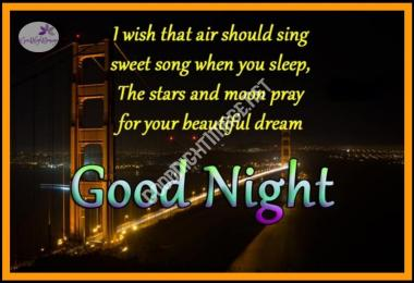 Good-Night Image
