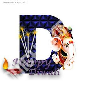 Download Happy Diwali Your Name Alphabets All images 2020