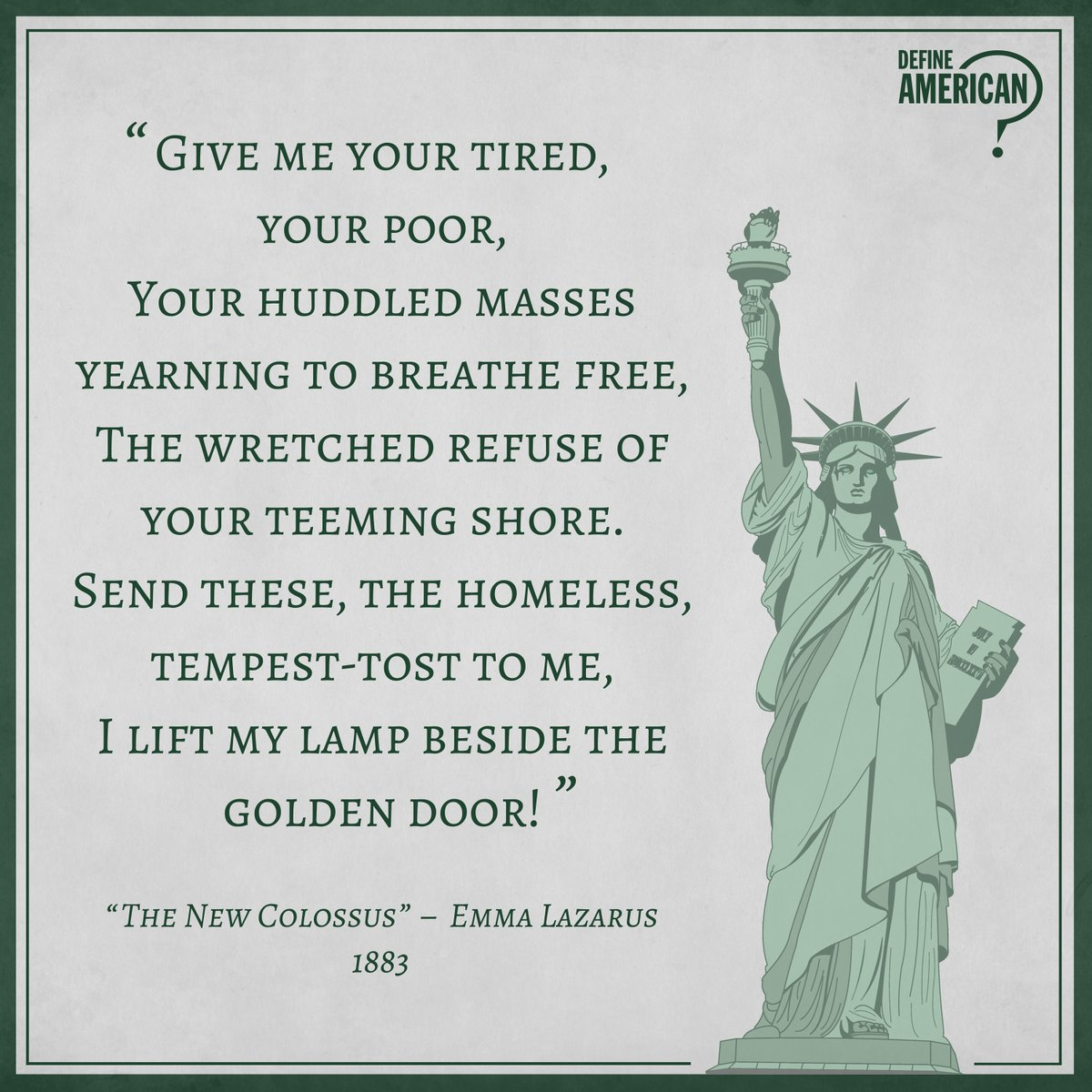 Statue Of Liberty Poem Goodolewoody S Blog And Website
