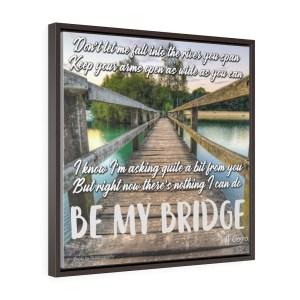 Bridge Square Framed
