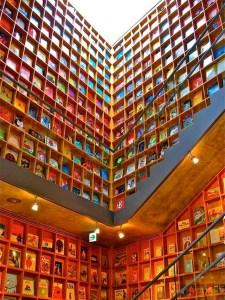 iwaki-japan-library