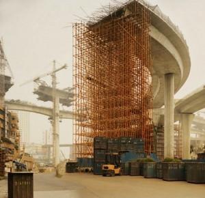 scaffolding-bridge