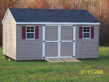 12x16 V-A-Roof Shingle SPEC 5