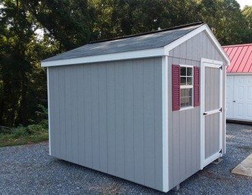 8x10 Painted A-Roof (MO# 557)