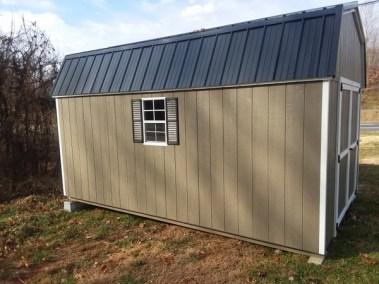 10x16 Painted High Barn (MO# 594)