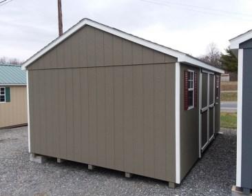 12x16 Painted A-Roof Shingle