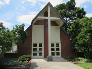 Front View of our church