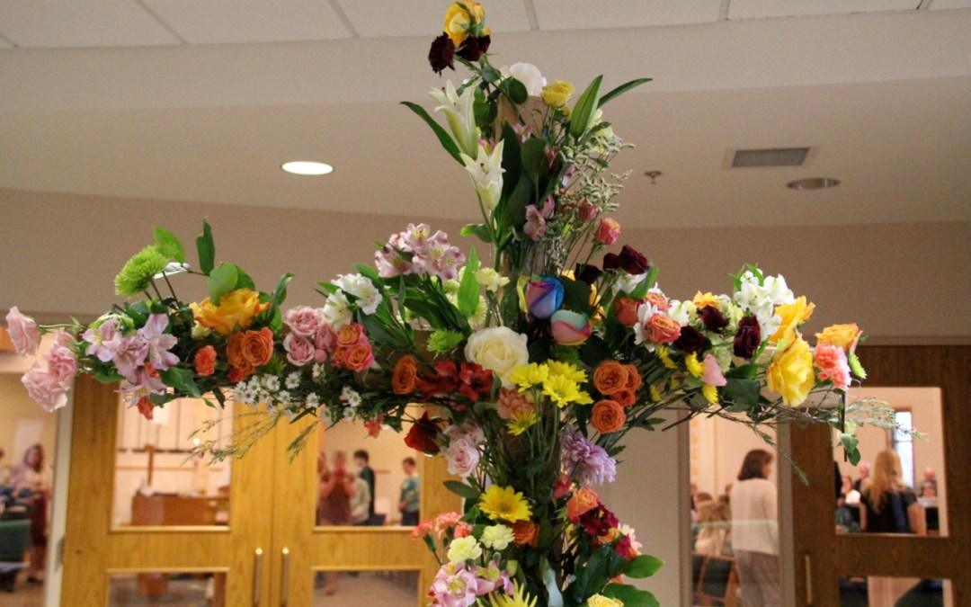 Flowering the Cross 2015