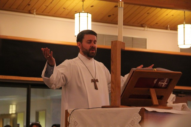 Save the Date – Carl-Eric Gentes' Ordination