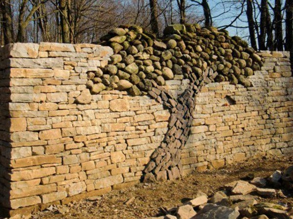 1000 images about dry stone walls on pinterest dry on stone wall id=41022