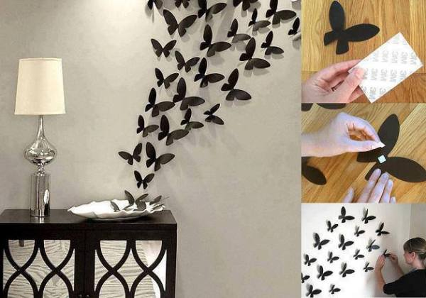 Butterflies-Wall-Decor-home-design