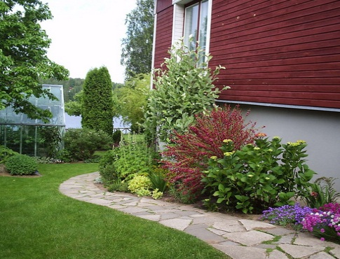 landscaping garden design ideas Landscape Design Ideas For Your Garden   Home Design