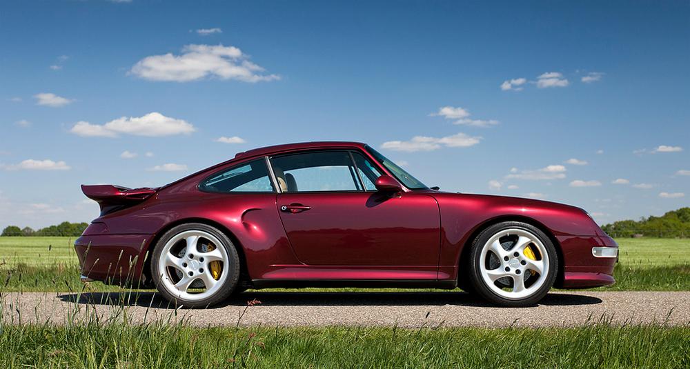 Porsche 993 values on the up | goodshoutmedia