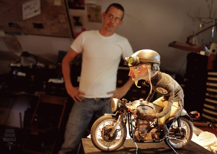 Red Nose Studio Clutch and the Norton