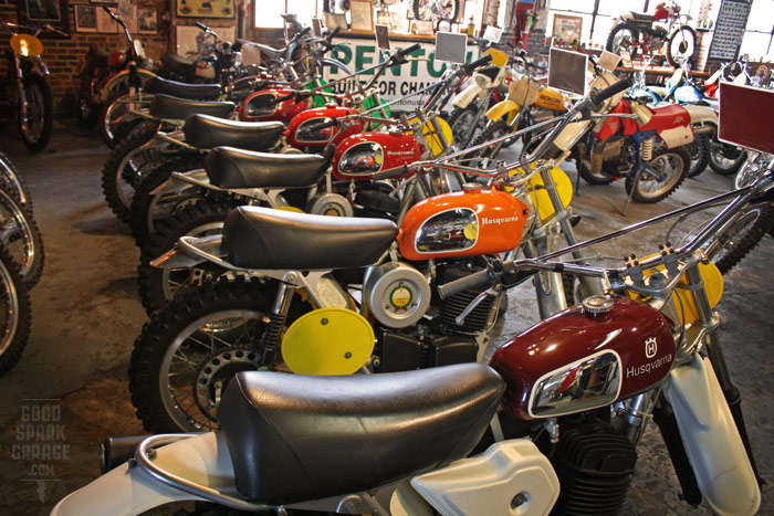 dave mungenast classic motorcycles museum - st. louis