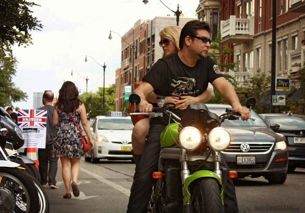 The Scene: Mods vs Rockers Chicago 2012