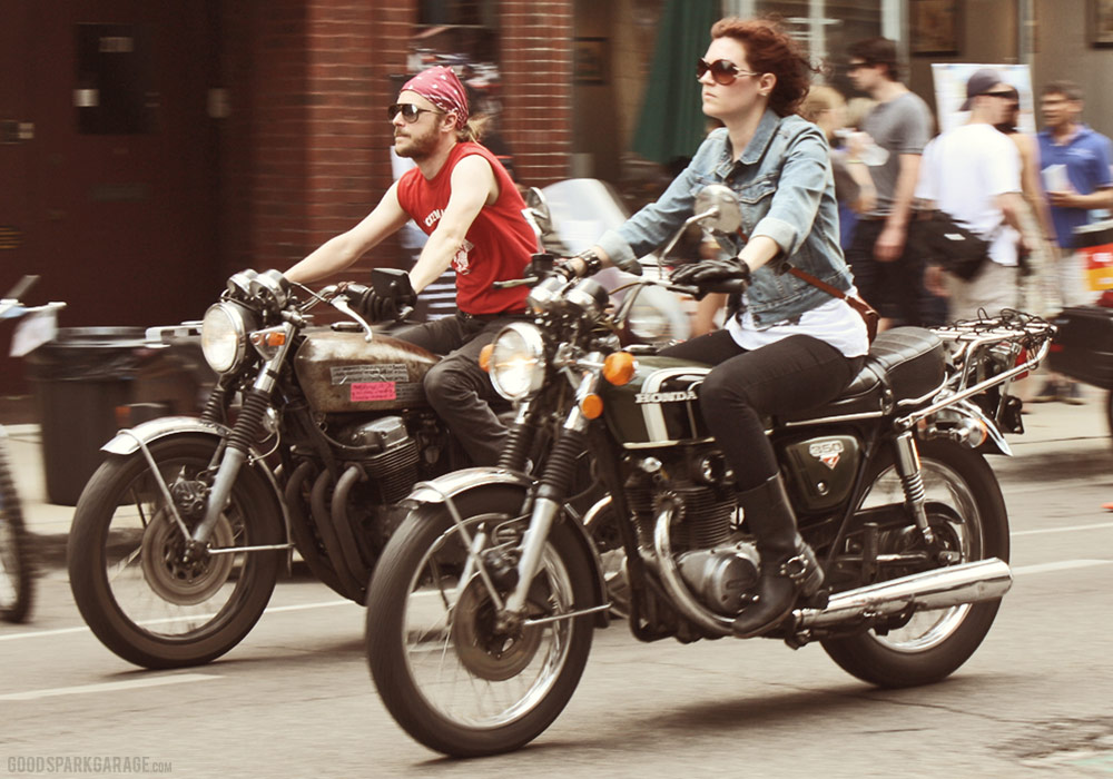 The Scene: Mods vs Rockers Chicago 2012