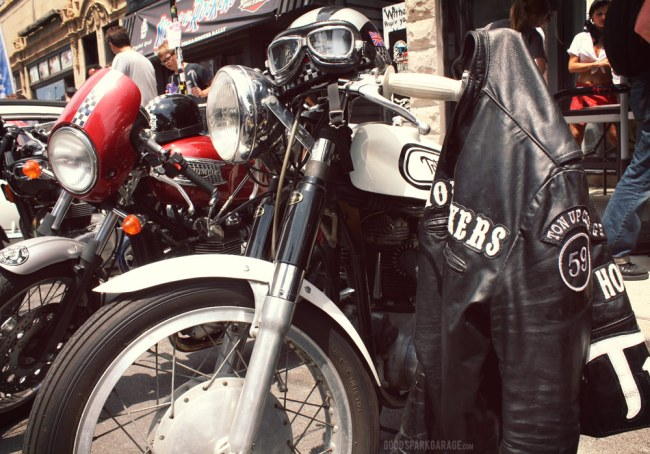Mods vs Rockers Chicago 2012