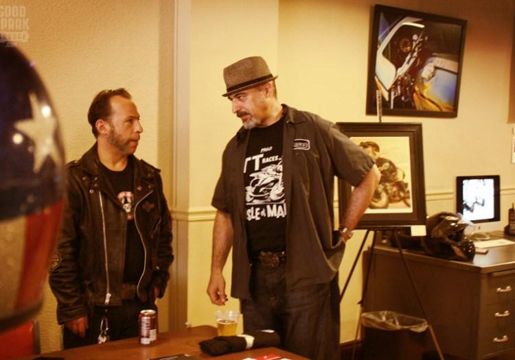Rockers Reunion Trophy Unveiling & Art Show