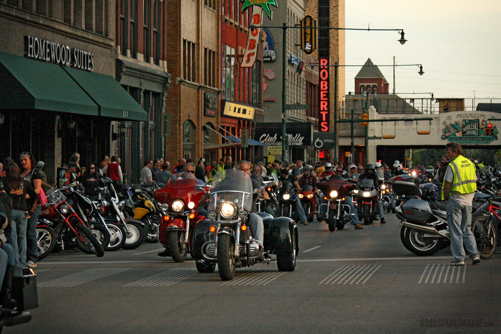 2013 Motorcycles on Meridian - Indianapolis - Friday