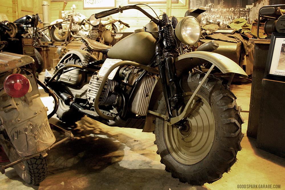 Walksler Vintage Motorcycle 106