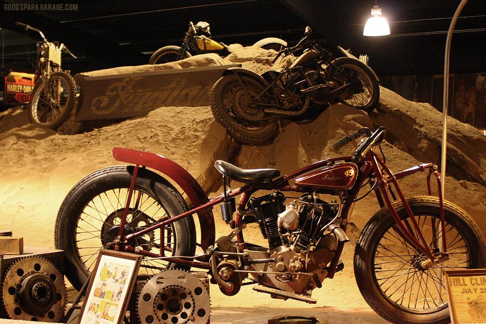 Walksler Vintage Motorcycle 5