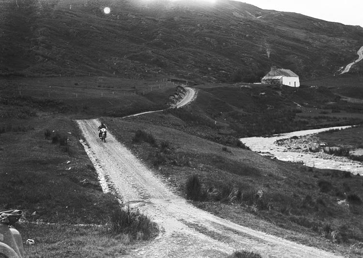 Old Rhayader Road