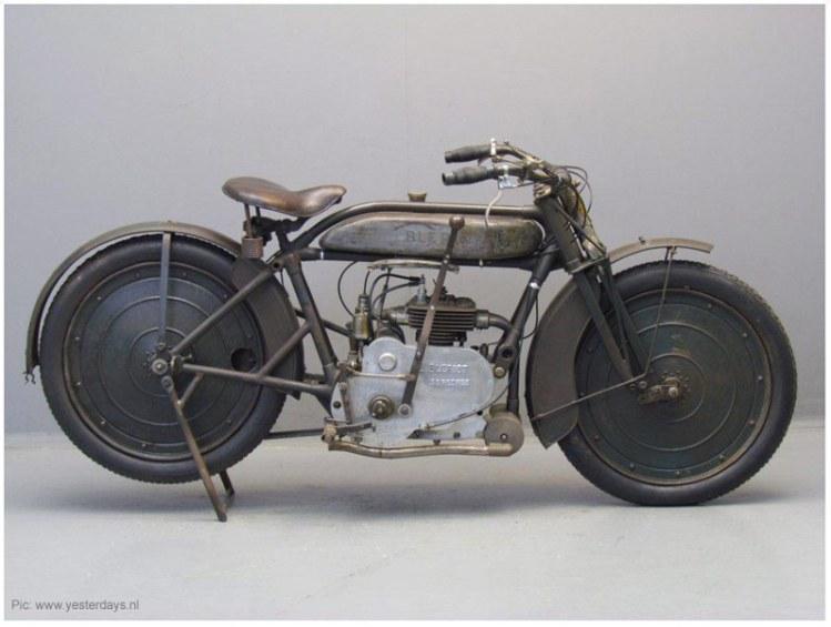 Bleriot Motorcycle 500cc