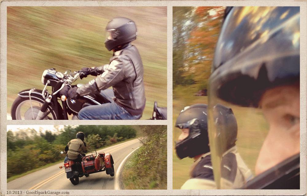 Chris Sickels, Casey Wilkinson, and Corey Wilkinson Motorcycling