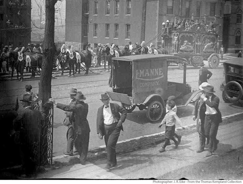 St. Louis Street Scene