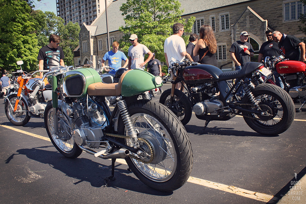 Rockers Reunion Indy Cafe Racer